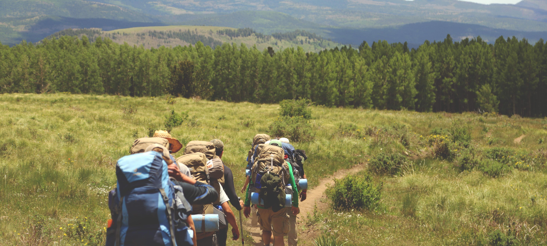 Hacer rutas de senderismo - Hacer ejercicio mientras viajas