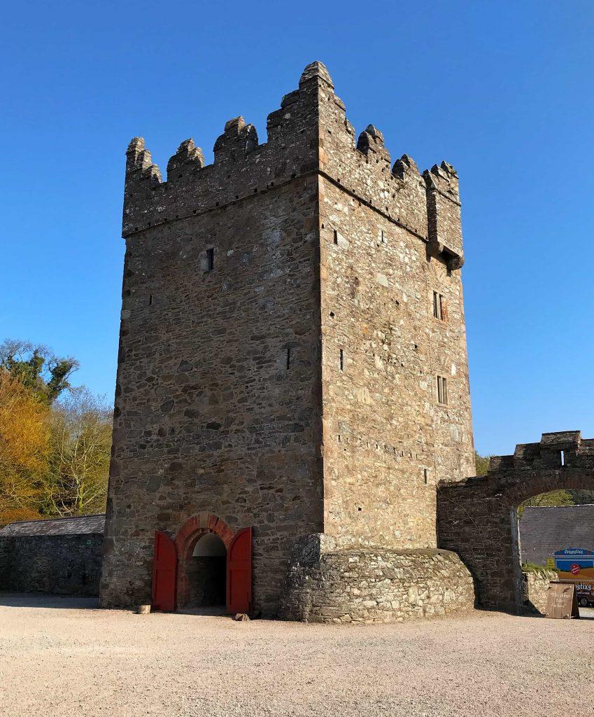 Imagen de Castle Ward más conocido como Invernalia en Juego de Tronos