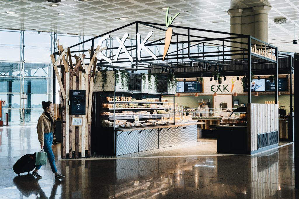 EXKI Aeropuerto de Barcelona-El Prat