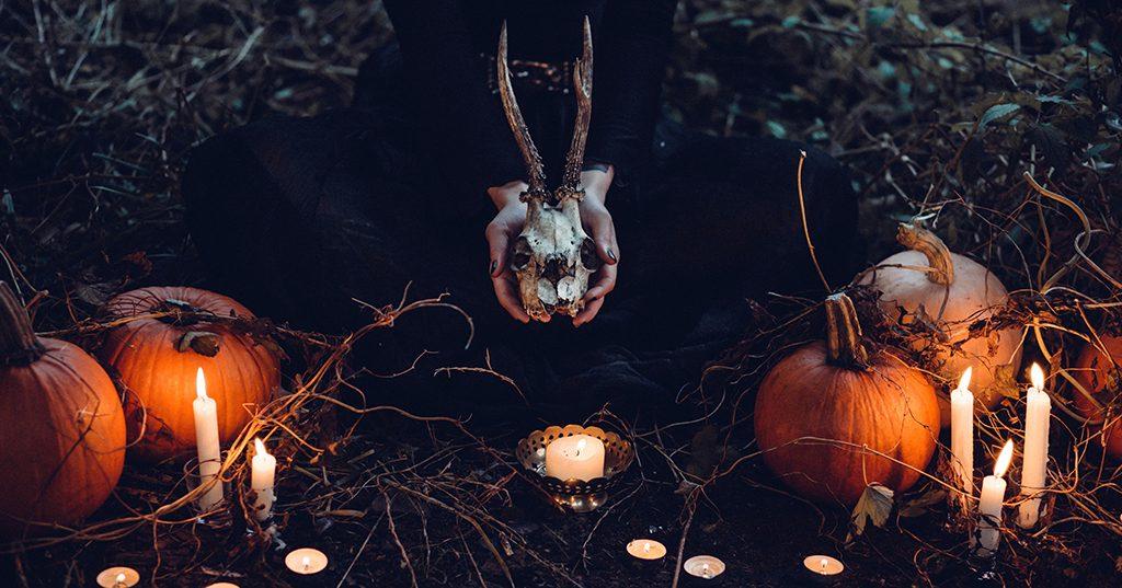 Halloween Destinos de miedo