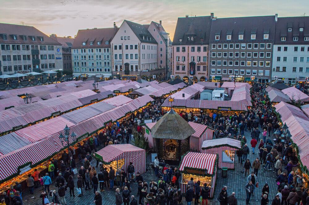 Market Christmas Nüremberg